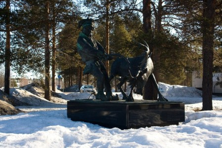 Same mit Porro in Sodankylä