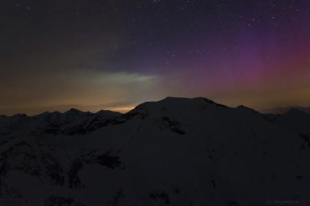 Polarlicht_Sonnblickobservatorium